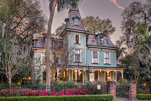 Magnolia Plantation Bed And Breakfast Inn And Cottages Gainesville